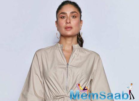 2019 is a busy year for Bollywood star Kareena Kapoor Khan as she is all set for her Television debut and her Hindi film with Irrfan Khan.