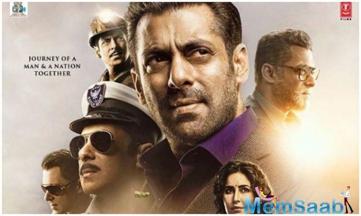 'Bharat' also features Disha Patani, Sunil Grover, Jackie Shroff, Nora Fatehi and Sonali Kulkarni.