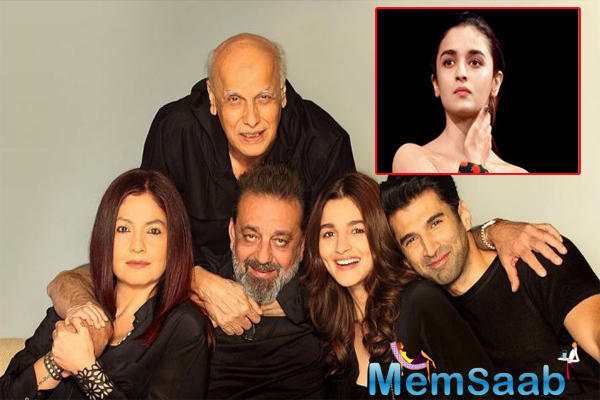In a project that marks father Mahesh Bhatt's return to direction after 20 years, Bhatt's character — along with an aide, played by Sanjay Dutt — is reportedly on a tryst to expose a powerful godman.