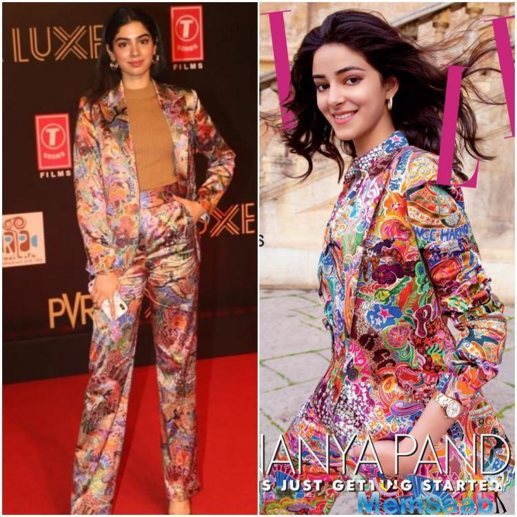 Ananya Panday made her Bollywood debut with Student of the Year 2 and even graced the cover of Elle magazine for the first time.