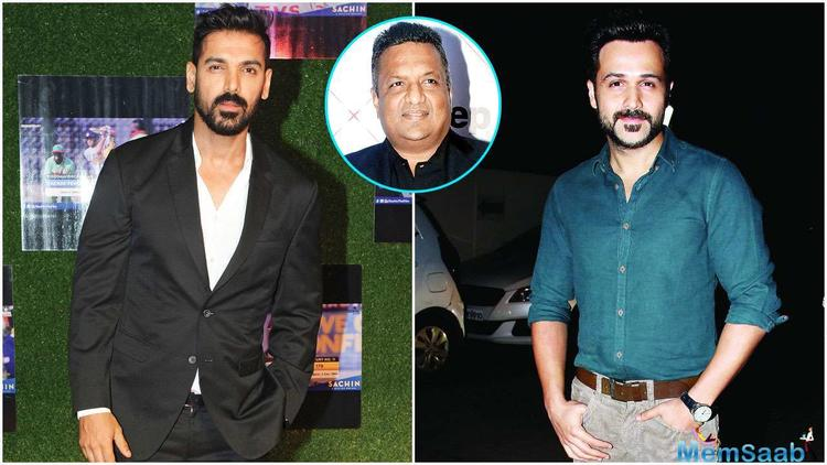 Known best for his ensemble casts & noir style of filmmaking, Sanjay is set do another casting coup. For his next movie too he is reuniting with John and has roped in Emraan Hashmi for a remarkable addition to his cast.