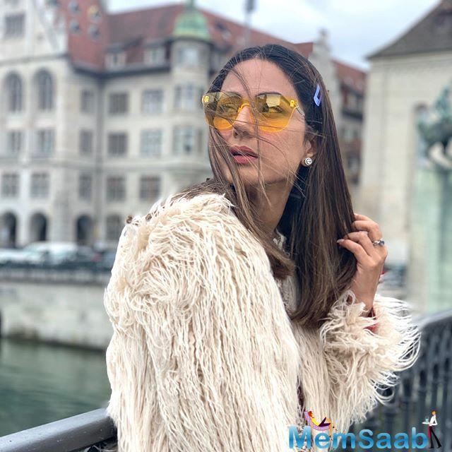 Hina has completed over a decade in the industry. Despite that, trolls continue to target her online, case in point, her recent Cannes appearance.
