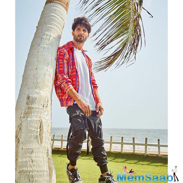 Recently, Shahid Kapoor got candid in the chat show BFFs with Vogue hosted by Neha Dhupia.