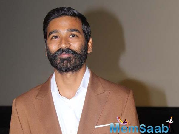 Dhanush said he took the film as an opportunity to get out of his comfort zone.
