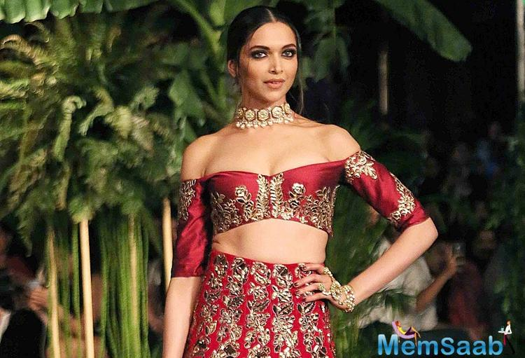 Sources claim that after back-to-back author-backed roles in Ram Leela, Piku, Bajirao Mastani, Padmavati, and the forthcoming Chhapaak, Deepika was reluctant to step aside from the center stage to act in 83.