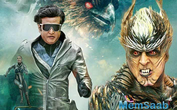 29th November 2018, saw the release of Rajinikanth and Akshay Kumar's science fiction in India and set the box-office soaring.