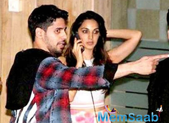 Kiara Advani is all geared up as her film Kabir Singh is all set to hit the screens soon.