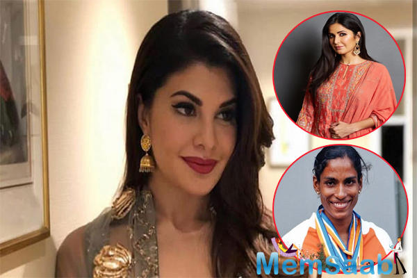 Apart from that, Jacqueline is currently shooting for her digital debut - Shirish Kunder's Mrs Serial Killer, which is yet another hard hitting gritty thriller.