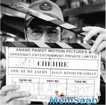 The movie also stars Kriti Kharbanda, Rhea Chakraborty, Siddhanth Kapoor, Dritman Chakroborthy and Raghubir Yadav with Annu Kapoor.
