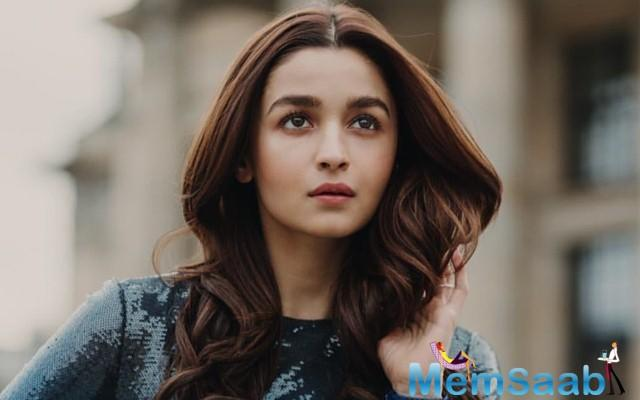 Recently in an interaction, the actress opened up about her journey so far in the industry. Alia said that over the past years, her way of selecting a film has changed.