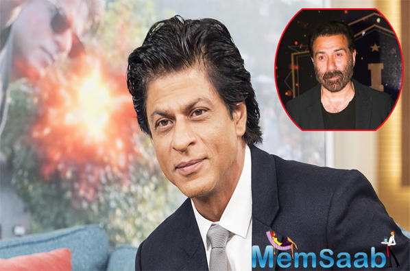 While, all the three actors earned praises, it was SRK who walked away with the maximum amount of adulation. There were reports that Sunny Deol didn't talk to Yash Chopra and King Khan after the film for 16 long years.