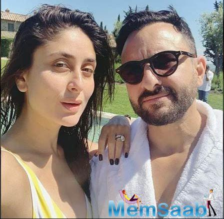 But it has not been a happy ending for Saif and Kareena together in their films. People have rejected the pair together.