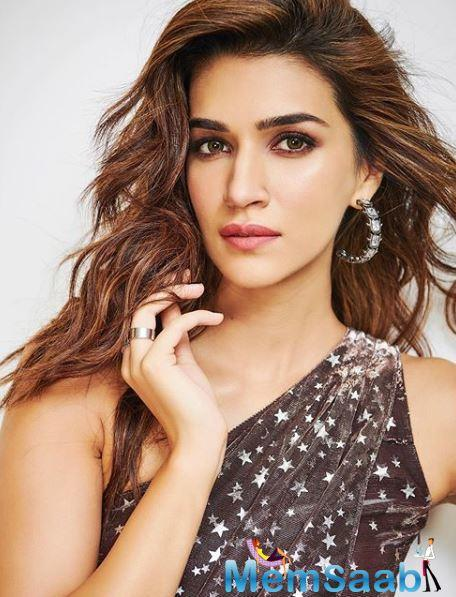 "Further revealing details about her role, the Luka Chuppi actor said, ""I play a media professional for which the research has already started and I am looking forward to beginning this journey in August."""