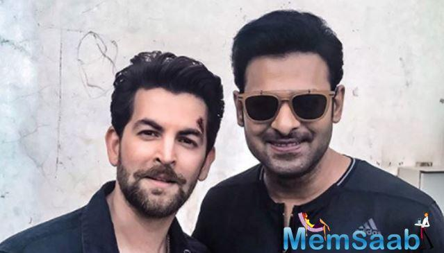 Neil says that what makes Saaho such an anticipated film is the fact that the film has a very strong technical team.