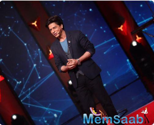 In a report in Filmfare, SRK revealed why he hasn't signed a film after Zero.