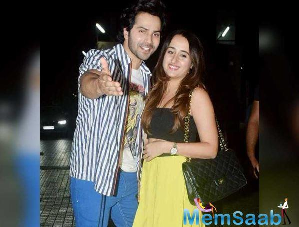 Bollywood star Varun Dhawan and his girlfriend Natasha Dalal are one of the most adored couples in Bollywood.