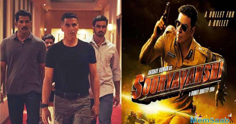 If Sources are to be believed, the superstar will be taking a 2-day break from the shooting of Sooryavanshi.