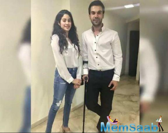 Janhvi Kapoor and Rajkummar Rao starrer RoohiAfza has been in the news for quite some time now.