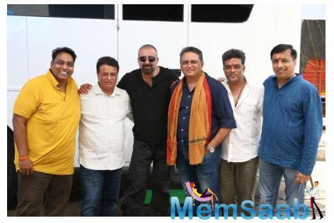 Sanjay Dutt was last seen in the film Kalank this year which also starred Madhuri Dixit, Varun Dhawan, Alia Bhatt, Aditya Roy Kapur and Sonakshi Sinha.