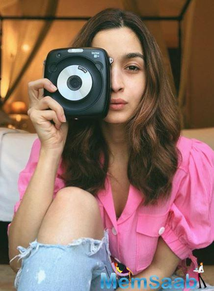 Now, taking the interactions to a whole new level, the actress is all set to launch her YouTube channel today. The vlogs will include her day to day schedule as well as fashion, makeup and fitness tips too.