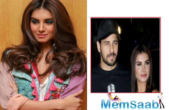 A well-placed source informs us that the actress who's associated with several social causes including children's education and welfare, has been joined by her beau Sidharth ever since they began dating.