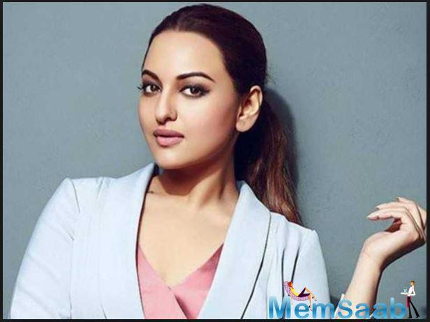 Sonakshi Sinha is currently all set for the release of her upcoming film Khandaani Shafakhana.
