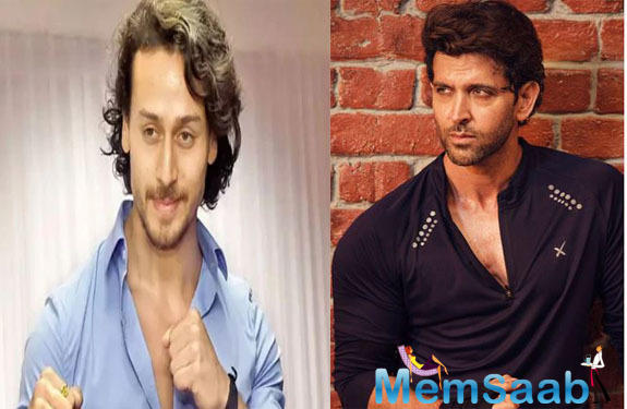 The project, directed by Siddharth Anand, is touted as an action thriller and will feature a dance-off between the actors. While Tiger will now be seen in Baaghi 2, Hrithik will begin promoting his film Super 30.