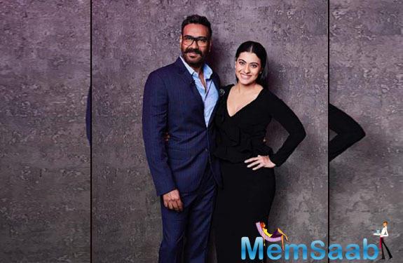 On the professional front, Ajay Devgan was last seen in De De Pyaar De that hit the theatres on 17 May and is in it's third week of release now.