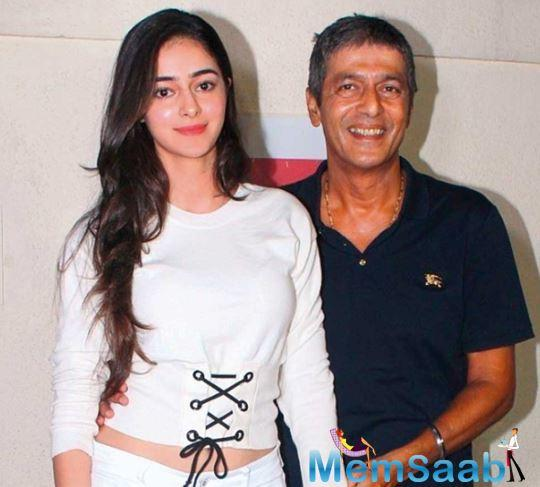 Ananya Panday has been creating waves ever since her successful debut with Student of the Year 2.