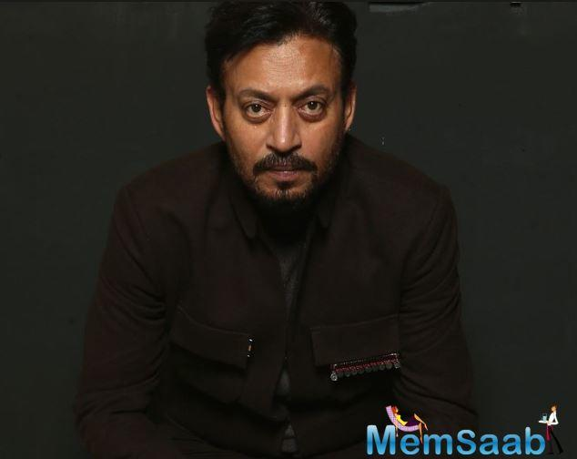 Irrfan has had a trajectory of a career which only a few can even imagine of, the actor has had to his credit working on some iconic films and with even more iconic Filmmakers.