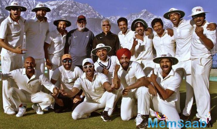 The film, 83 starring Ranveer Singh as Kapil Dev has been creating immense buzz since the moment the project was announced.