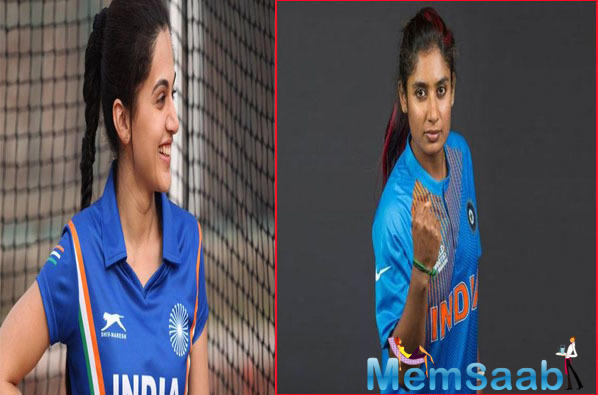 The report in the daily quoted a source revealing that Taapsee is going to train herself rigorously to fit into the shoes of arguably one of the best Indian cricketers.