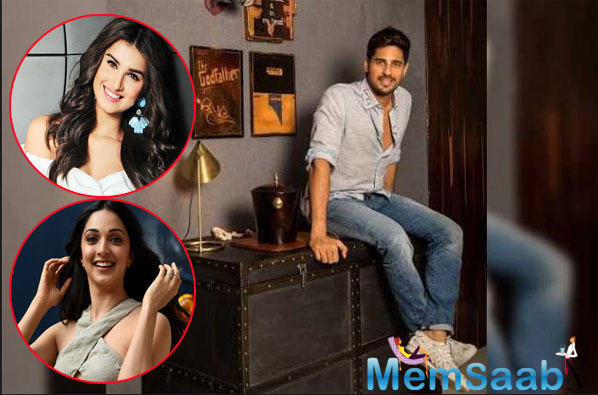 Since his breakup, Sidharth has been linked to actresses and in a recent interview he reacted to those rumours when quizzed about it. From Tara Sutaria to Kiara Advani, Sidharth has been linked to his co-stars time and again.
