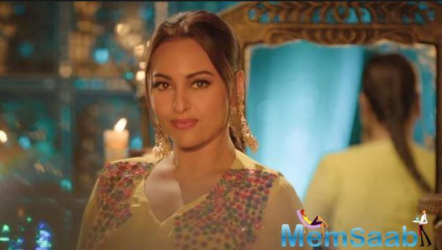 That Sonakshi Sinha is experimenting with her roles is evident in her last few outings. While she is game for braver parts, the actor reveals that greenlighting her next, Khandaani Shafakhana, was not an easy decision.