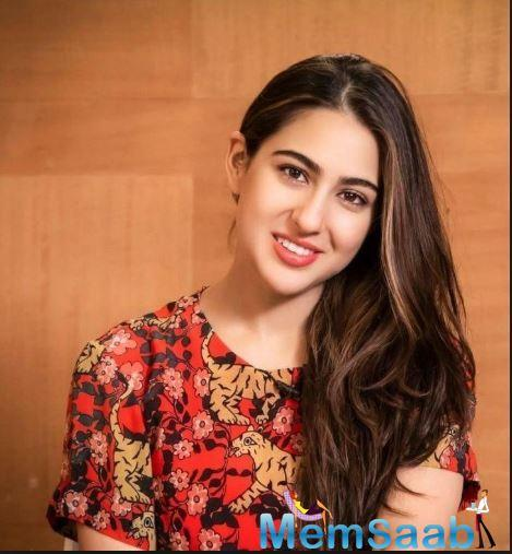 Sara Ali Khan charmed the nation with her wit, smile and down-to-earth nature when she made her debut on the coffee couch and subsequently on the big screen.