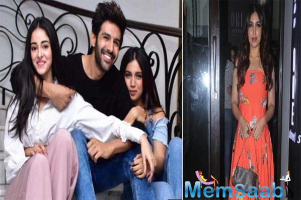 Bhumi will be seen paired opposite actor Kartik Aaryan, whom she describes as funny, in the film