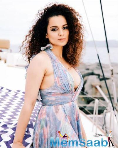However, this article slightly shifts the viewers' attention from all the controversies and brings you her latest cover of Elle India