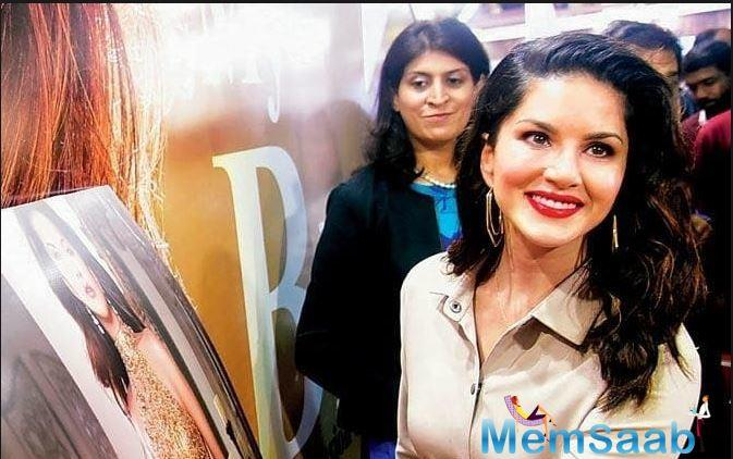 Her fairly successful film career aside, Sunny Leone seems to be meticulously building her brand, one business venture at a time.