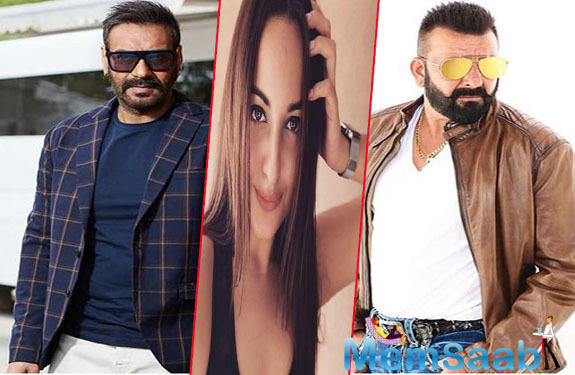 """""""Sanjay and Ajay's characters are powerful and are the force behind the story. The audience will see them together in a different avatar,"""" says Bhushan Kumar,"""