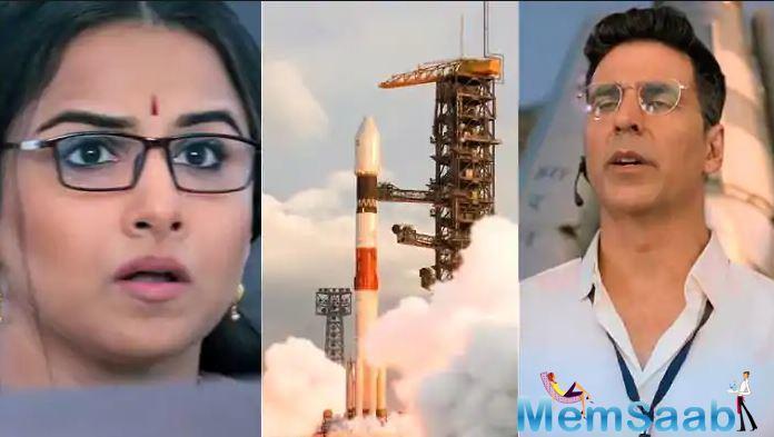 Now, in Mission Mangal, Akshay Kumar, Vidya Balan,Sonakshi Sinha, Taapsee Pannu, Nithya Menen, Sharman Joshi and Kirti Kulhari, will be seen playing ISRO scientists.
