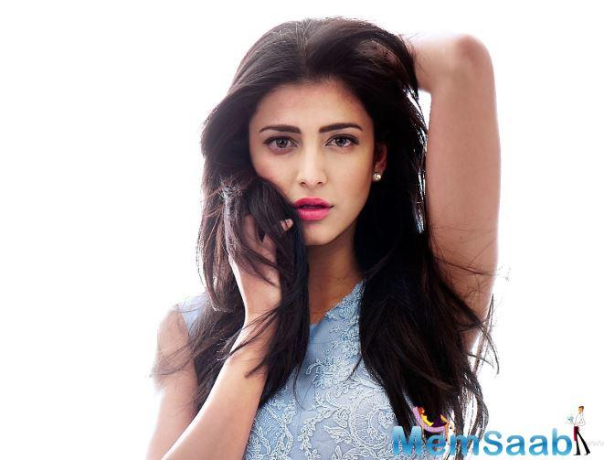 In an interview with Deccan Chronicle, Shruti Haasan reacted to being trolled and criticised.