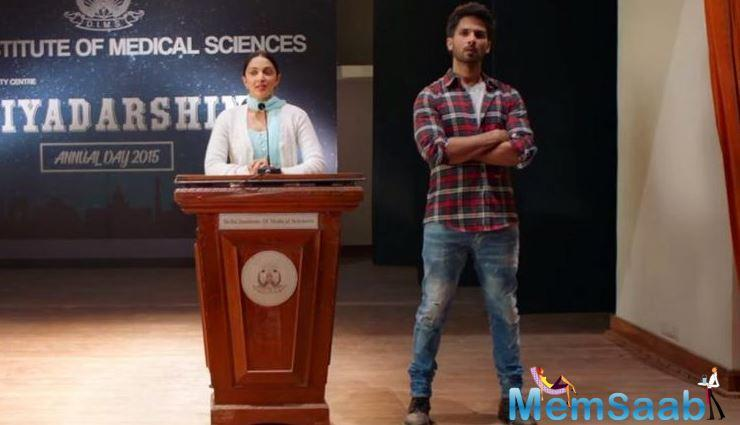 Shahid is enjoying the best phase of his career as Kabir Singh inches towards the Rs 250 crore mark. The biggest hit of 2019, Kabir Singh is a storm refusing to stop at the box office, with the trade expecting the film to cross Rs 300 crore.