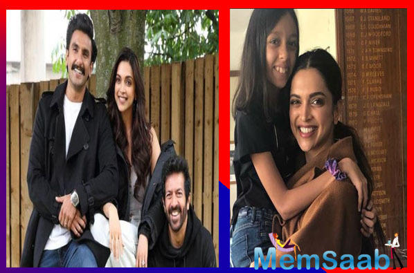 The cast finished shooting in Dharamshala and is now in London, shooting for the movie under the mentorship and guidance of none other than Kapil Dev.