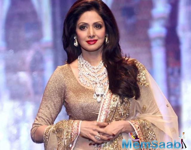 Sridevi's untimely and unfortunate demise on February 24, 2018, had shocked her fans and Bollywood, and left her family shattered.