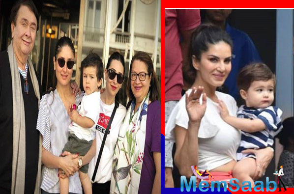 Recently Miss Leone was clicked stepping out of the play school with her son, where we found out that he shares an uncanny resemblance with the one of the most celebrated star kid of Bollywood Taimur Ali Khan. Isn't it surprising?