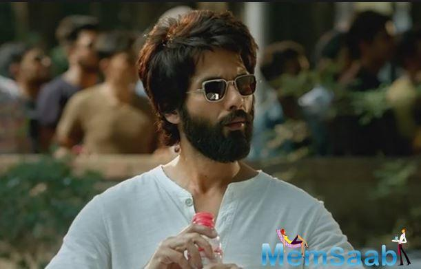 We recently spoke to Shahid about his controversial film choices, and asked why he picked up the films that he did.