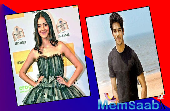 Ishaan Khatter, who is said to have signed on the dotted line for Ali Abbas Zafar's film production — his third film after Beyond The Clouds and Dhadak — will be paired with Ananya Panday in the remake of Pati Patni Aur Woh.