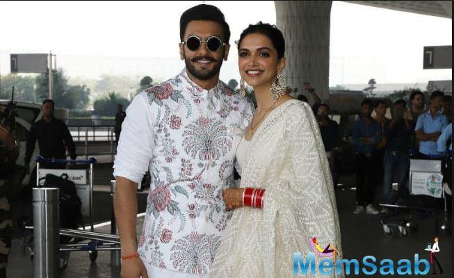 Ranveer and Deepika tied the knot on November 14, 2018. The couple still has the same romance and spark in their relationship, which is evident enough.