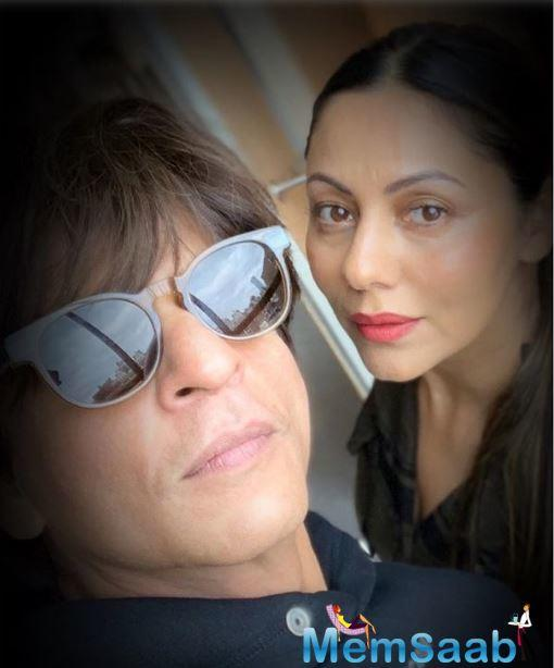 On the work front, after Zero which was helmed by Aanand L Rai and co-starred Anushka Sharma and Katrina Kaif in the lead role, SRK is yet to announce his next project.