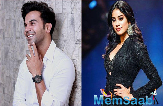 Starring Rajkummar Rao and Janhvi Kapoor in lead roles, Roohi-Afza is scheduled to release in March next year.